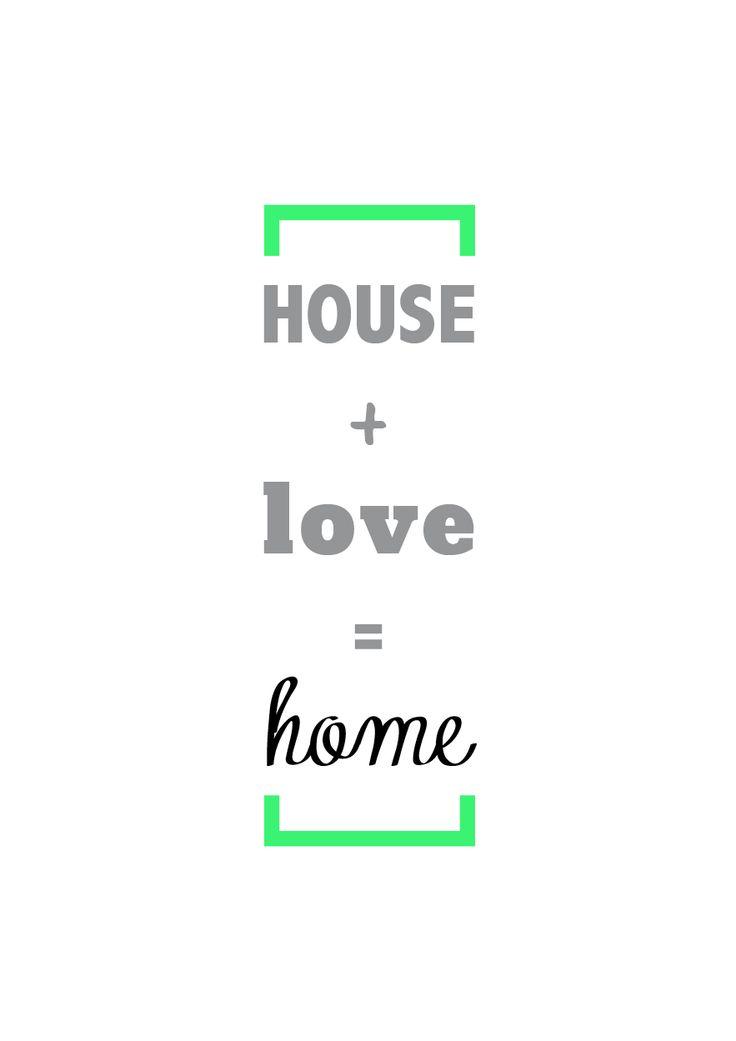 Domov je vtedy šťastný, ak je plný lásky.