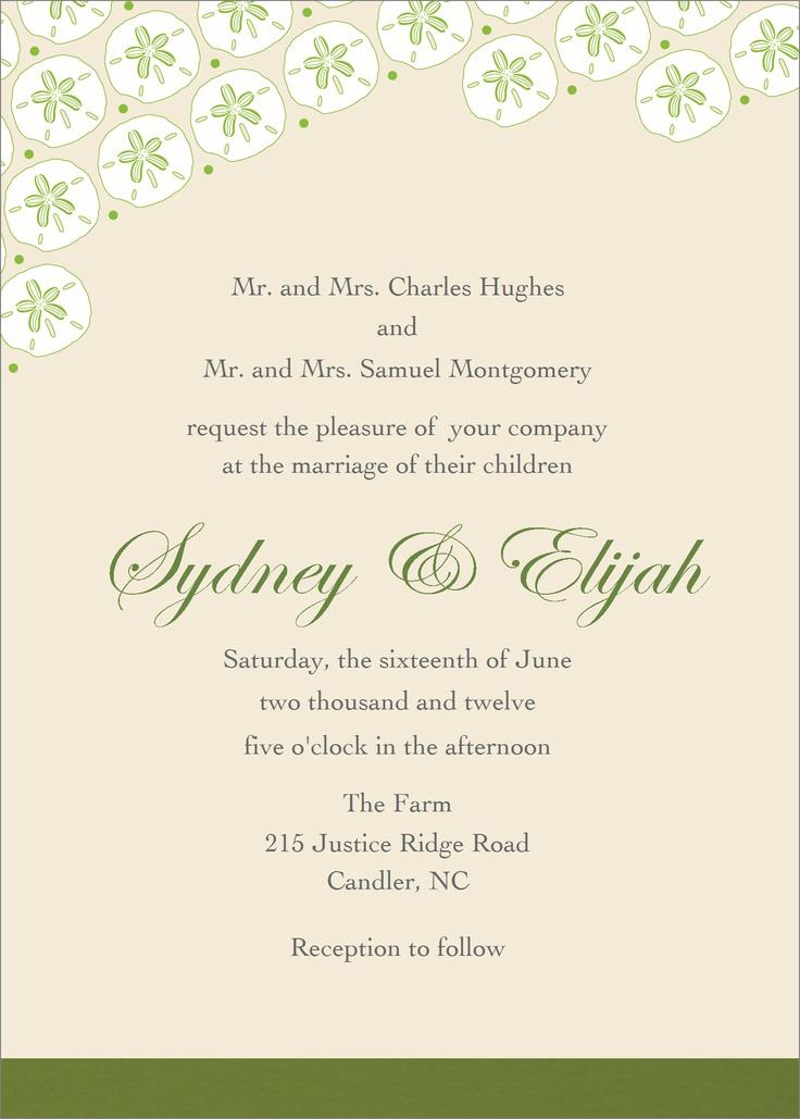Dollar Tree Invitations with great invitation layout