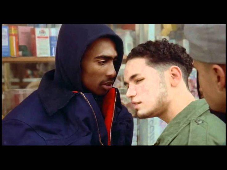 Scene from Juice (1992)