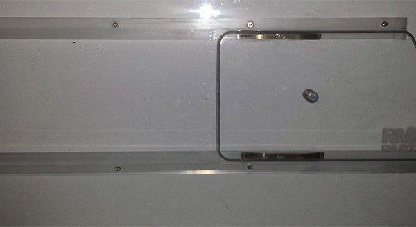 Ventanillas delanteras policarbonato Seat 124