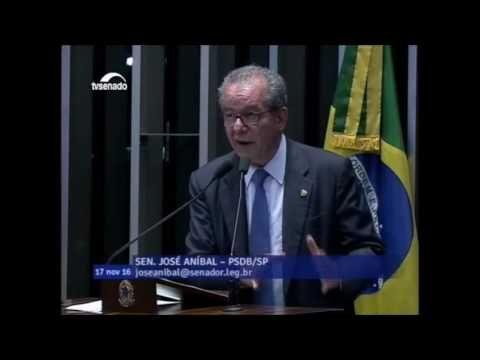 José Aníbal apresenta PEC que proíbe qualquer agente público de receber ...