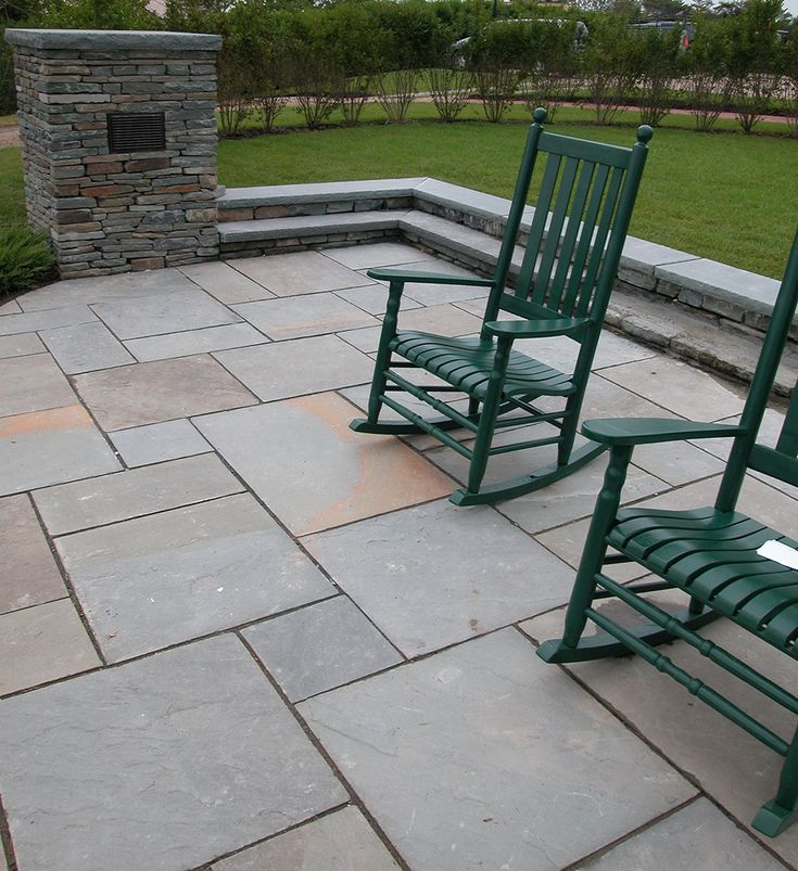 Patio Ideas With Existing Concrete Slab: Best 25+ Bluestone Pavers Ideas On Pinterest