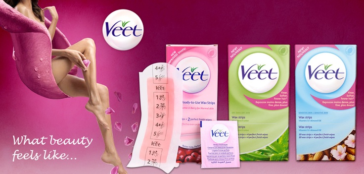#Veet hair removal cream is perfect for a sensitive skin. #Veet, formerly called Neet and Immac, is a current trademark of chemical depilatory internationally-sold products manufactured by Reckitt Benckiser.    http://www.snapdeal.com/products/perfumes-beauty/?q=Brand%3AVeet_source=Fbpost_campaign=Delhi_content=1522410_medium=151012_term=Prod