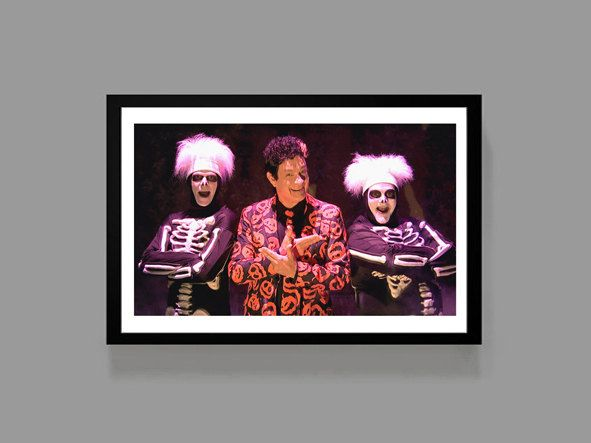 David Pumpkins Poster Print - SNL Tom Hanks 100 Floors of Frights Funny Halloween by MusicAndArtCoUSA on Etsy