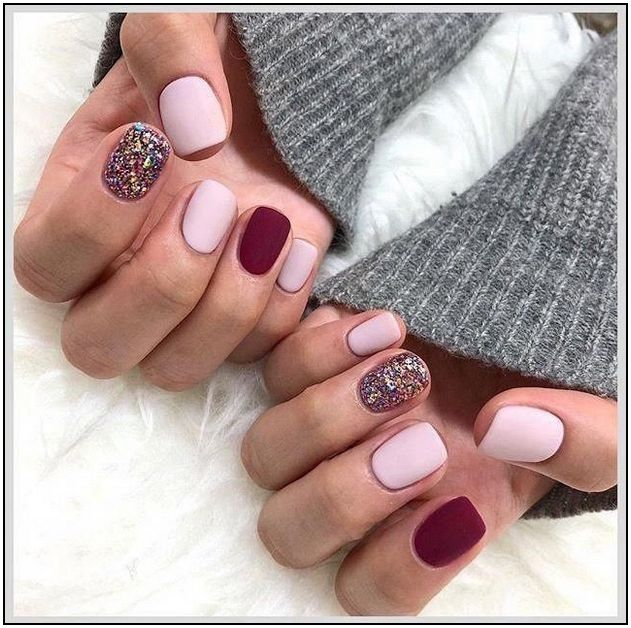 155 newest short nails art designs to try in 2020 40   pradehome.com