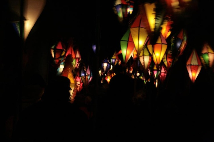 Li Moccule, tradizionale festa di martedì grasso che si tiene in Castignano (AP)