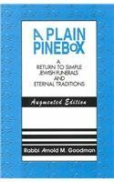 A Plain Pine Box: A Return to Simple Jewish Funerals and Eternal Traditions
