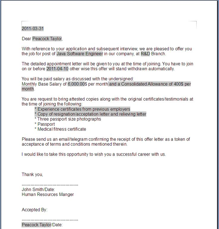 896 best Free Legal Documents images on Pinterest Free printable - sample employment contract