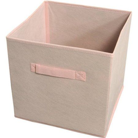 Collapsible Storage Bins, Pack 4, Gray