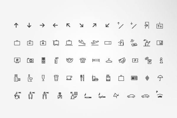 Pictograms & Icons