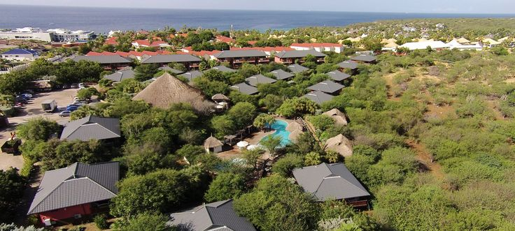 A place with authentic Caribbean style, green initiatives and much tranquility - welcome to Morena Eco Resort in Curaçao.