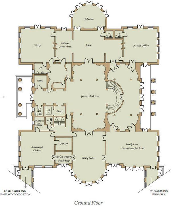 Rideau centre floor plan meze blog for Homes of the rich floor plans
