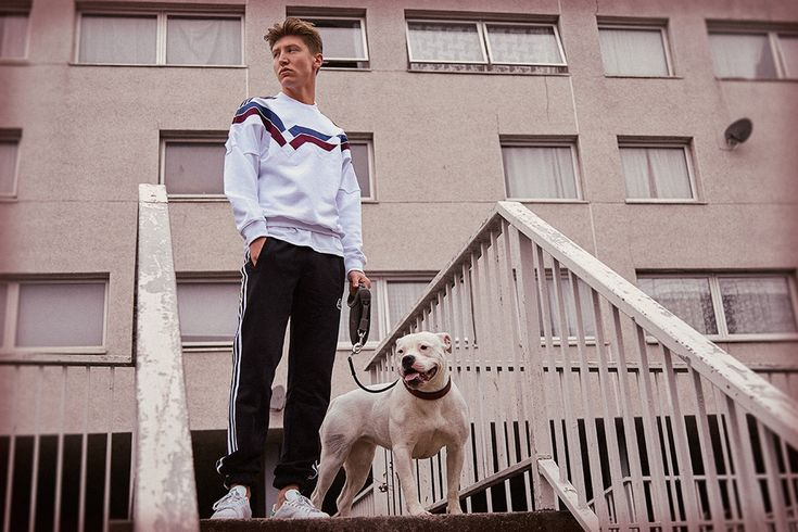 Image of Palace Skateboards x adidas Originals Lookbook by END.