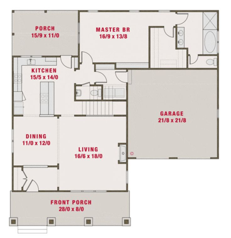 97 best House Plans images on Pinterest