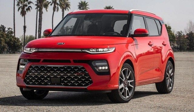 2020 Kia Soul Full Review Ev Turbo Awd With Images Kia Soul Kia New Cars