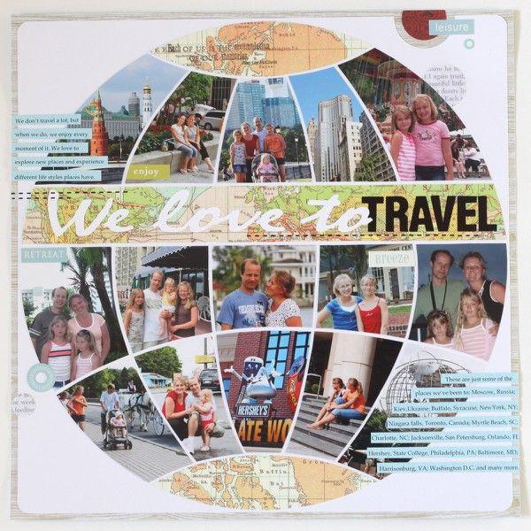 Counterfeit Kit Challenge: Challenge #1: Travel Inspiration