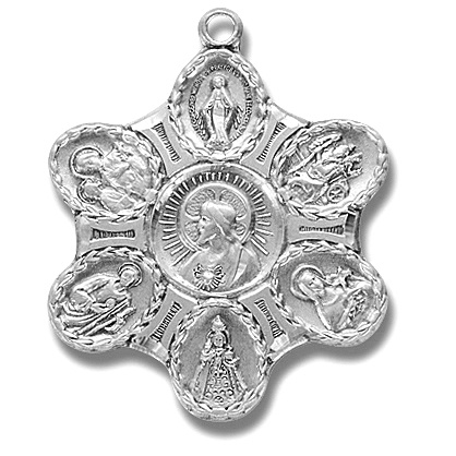 52 best medals images on pinterest catholic medals for Reinforcements stainless steel jewelry