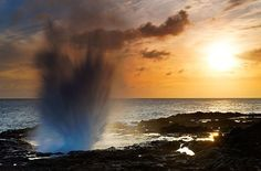 Spouting Horn and must see places in Kauai
