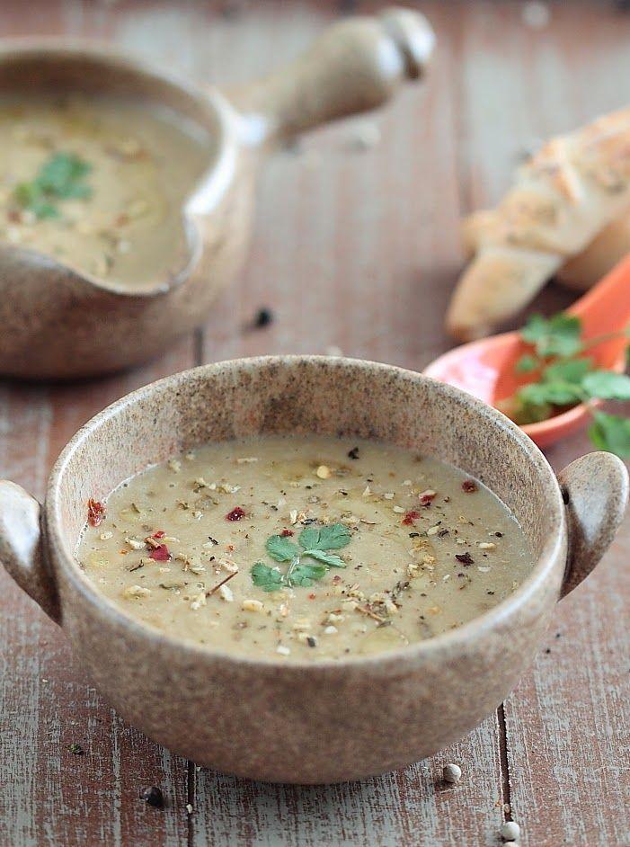 Délices d'Orient: Soupe de lentilles