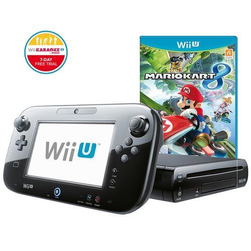 Videoconsola Wii U Mario kart 8 Premium Pack #friki #android #iphone #computer #gadget