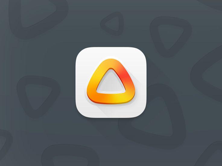 [WIP] iOS icon by Adam Hayek