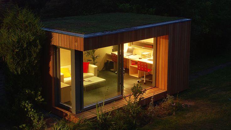 Garden Studios   Contemporary Garden Room & Office   Ecospace