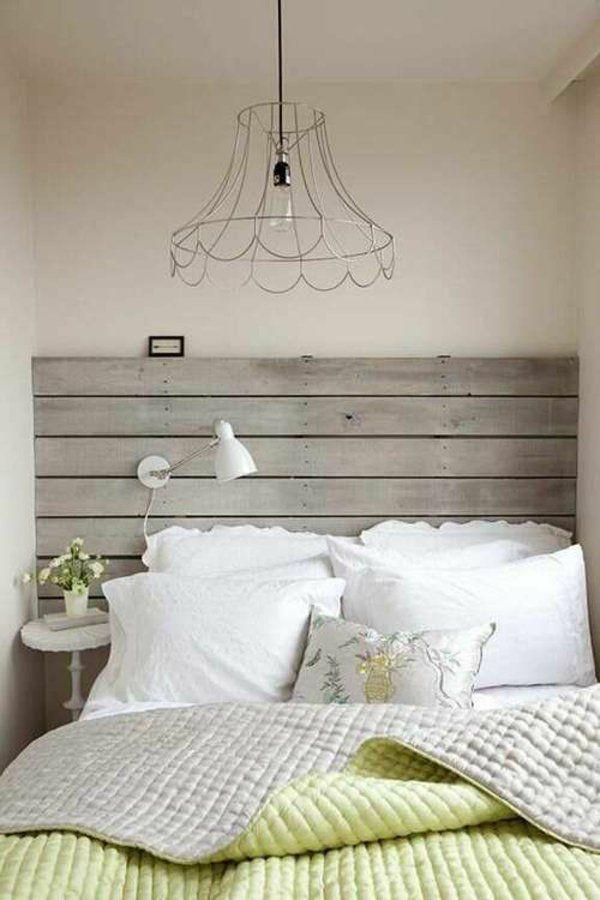 Modern Gepolstert Bett Kopfteil Thematisch. Wood HeadboardBed  HeadboardsGrey WoodHome IdeasDiy ...