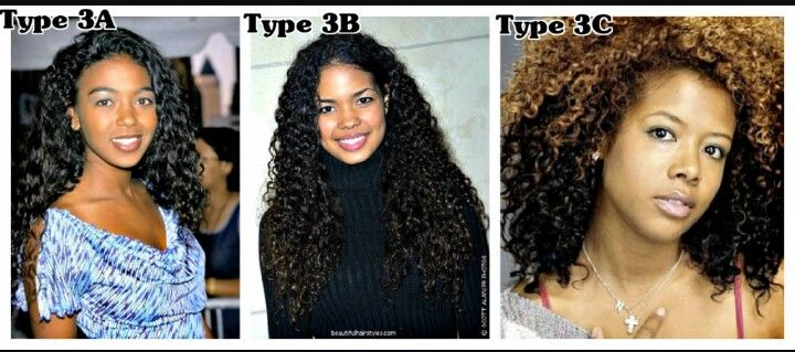 Curl pattern 3 Natural hair styles Curl pattern