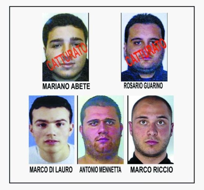 Faida Scampia/ Preso un altro dei cinque maxiricercati, Mariano Abete  Era nascosto dietro una parete mobile