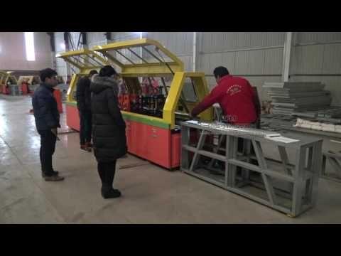High quality triangular keel roll forming machine