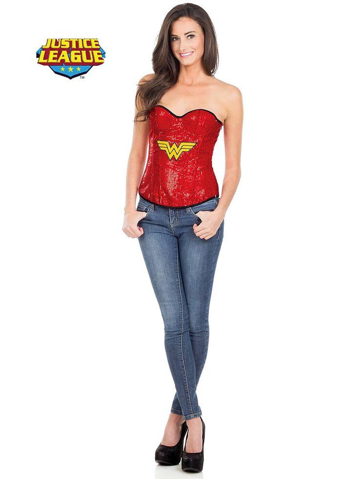 Wonder woman long skirt-8077