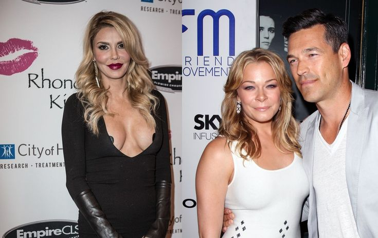 "Brandi Glanville Is Back to ""Hating"" Eddie Cibrian and LeAnn Rimes"