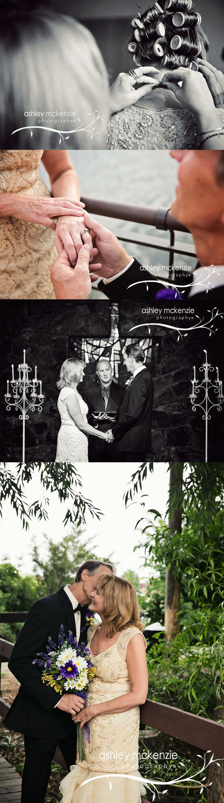 Wedding Photography by Ashley Mckenzie Photography in Denver, CO