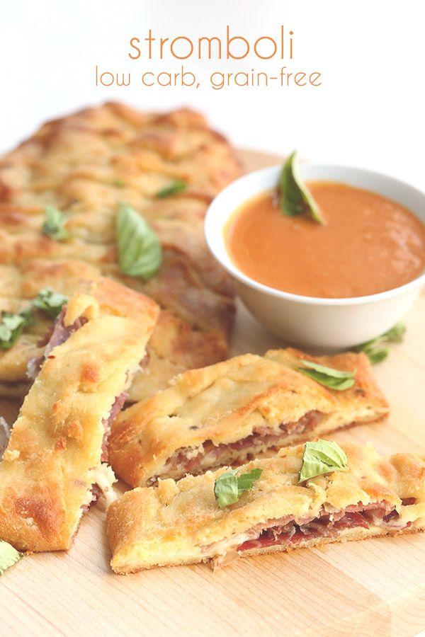 Low Carb Keto Stromboli Recipe on Yummly. @yummly #recipe