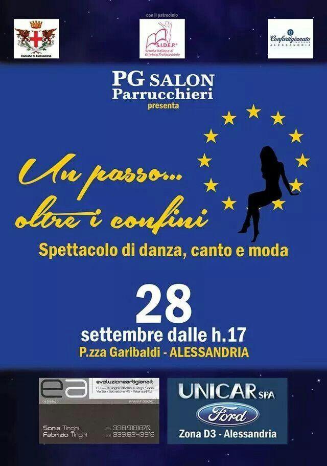 #evento Domenica 28 settembre 2014 alle ore 17 in piazza Garibaldi Alessandria-Sfilata...per vedere i nostri gioielle dal vivo!!