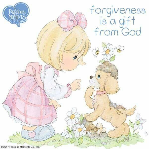 Religious Precious Moments