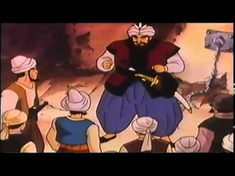 Cuento infantil Ali Baba y los 40 ladrones pelicula dibujos HD Castellano - YouTube