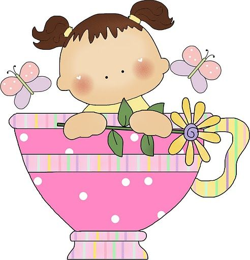 clipart of baby girl - photo #30