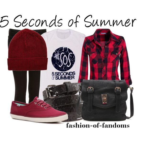 """""""5 Seconds of Summer"""" by fofandoms on Polyvore"""