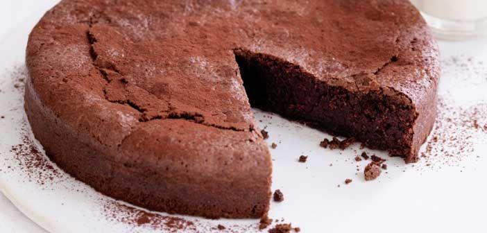 Unsuz Çikolatalı Kek