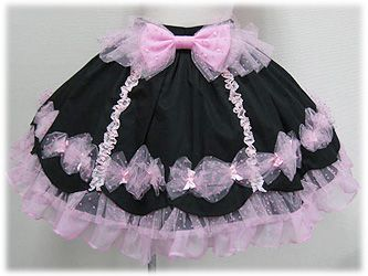 Angelic Pretty / Skirt / Candy Fairy Skirt