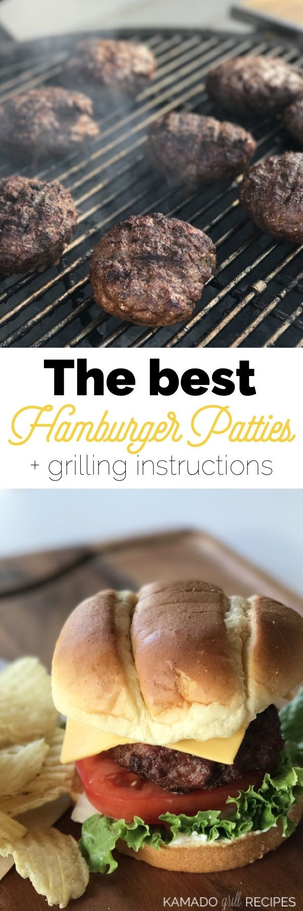 This hamburger recipe for your Kamado grill is easy to make and sooooo good. I can't really take the credit for this hamburger patties recipe though, because I found it awhile back on a blog called Happy Money Saver. Take a few minutes to check out Happy Money Saver as you're grilling these burgers. I...