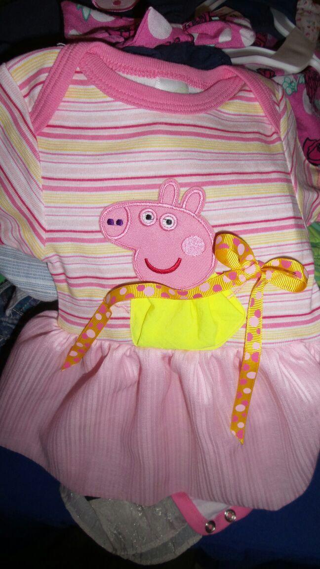 peppa dress