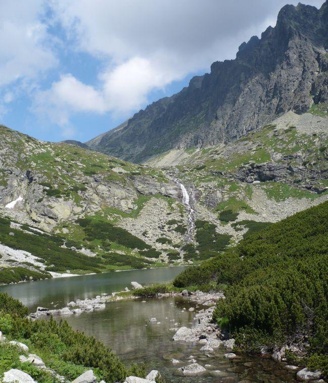 Slovakia, High Tatras - Velicka lake
