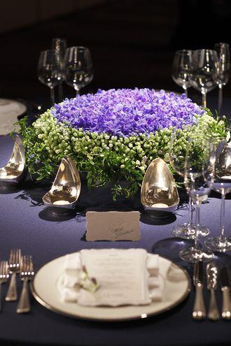 ハイアット リージェンシー 東京(Hyatt Regency Tokyo) Grace グレース ~感謝を伝える~ ゲストへの敬意を込めて、高貴の色パープルをテーマカラーに。
