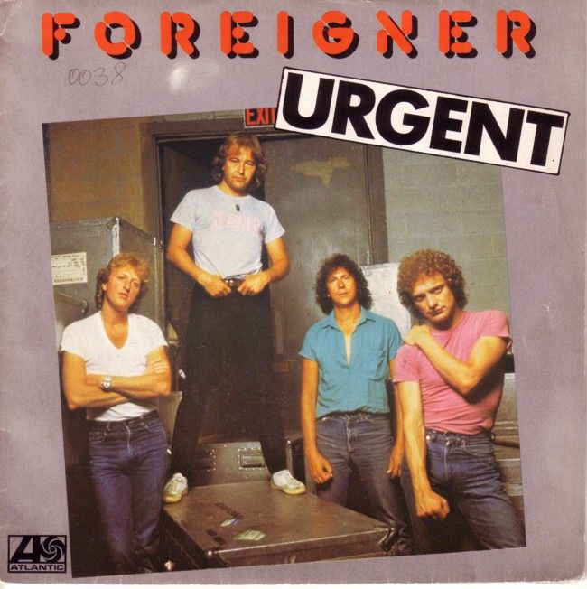 foreigner band | Billboard #1's for the Week Ending July 25, 1981