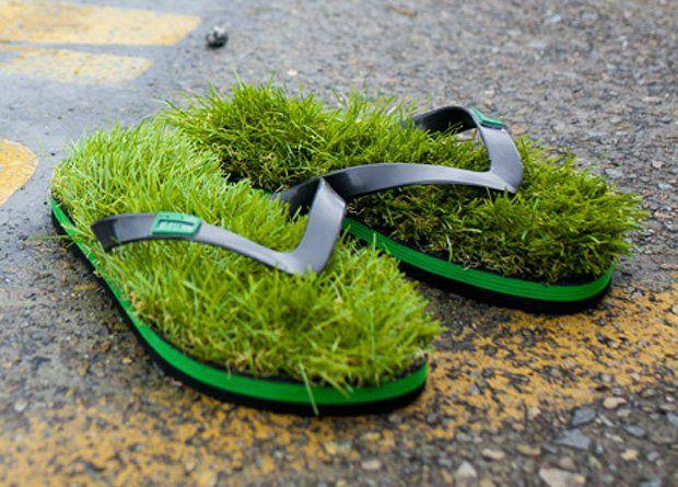 Grass Jandals