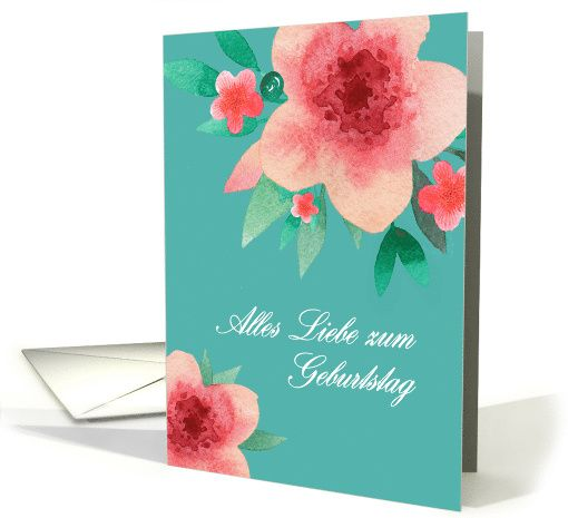 201 Best Foreign Language Birthday Paper Greeting Cards