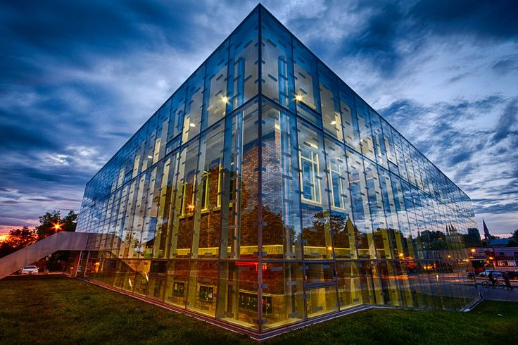 500px / Library in Hespeler by Gary Simmons