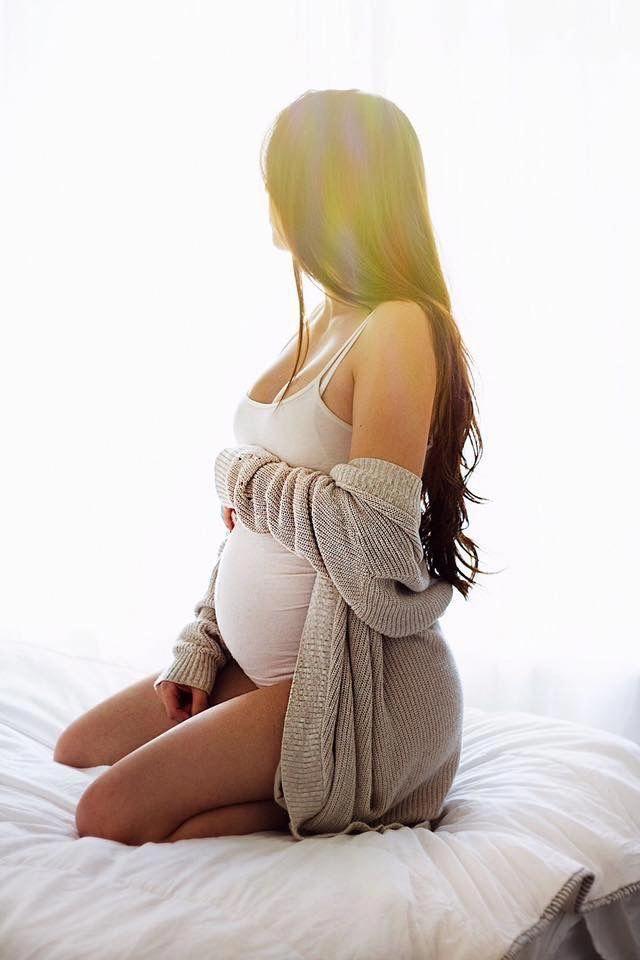 Pin auf Mutterschaft tragen